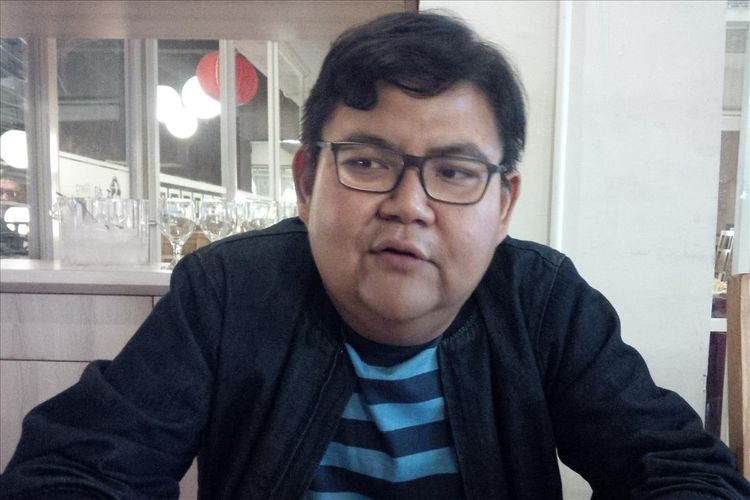 PR Manager Oppo Indonesia, Aryo Meidianto di Solo, Jawa Tengah, Sabtu (6/7/2019).