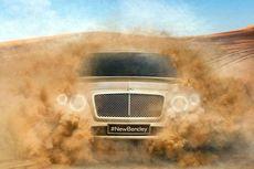 Foto Penggoda SUV Bentley