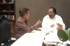 Jusuf Kalla Temui Surya Paloh di Kantor DPP Partai Nasdem