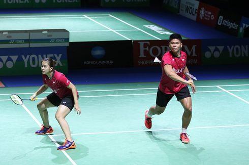 Revans atas Pasangan Inggris, Praveen/Melati Melaju ke Perempat Final