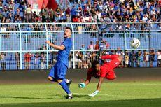 PON XX Papua 2021 - Tim Sepak Bola PON Jatim Optimistis Tembus Final