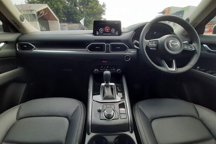 Interior Mazda CX-5 GT