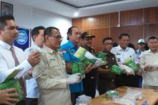 Oknum Polisi Jadi Kurir 35 Kg Sabu di Riau, BNN Minta Pelaku Digantung