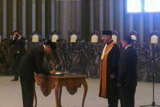 Dody Budi Waluyo Dilantik jadi Deputi Gubernur BI