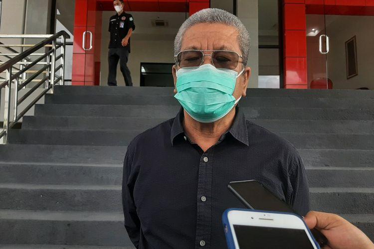 Kepala Dinas Kesehatan Kalbar Harisson