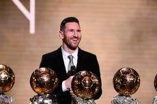 Daftar Peraih Gelar Ballon d'Or