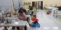 Alat Pencegahan Covid-19 Produksi BLK Mulai Dibagikan ke Seluruh Indonesia