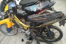 Viral Video Pelanggar Lalu Lintas di Cianjur Bakar Motor, Ini Kata Polisi