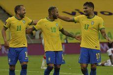 Klasemen Kualifikasi Piala Dunia 2022: Brasil Sempurna, Argentina Menguntit
