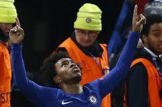 Willian Yakin Chelsea Tampil Spesial di Markas Barcelona