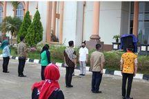 Sekda Kabupaten PPU: Apel Pagi Kembali Dilaksanakan dengan Protokol Kesehatan
