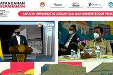 Prabowo: Kampus Unair Pusat Otak Semua Bangsa