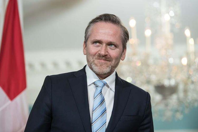 Menteri Luar Negeri Denmark, Anders Samuelsen.
