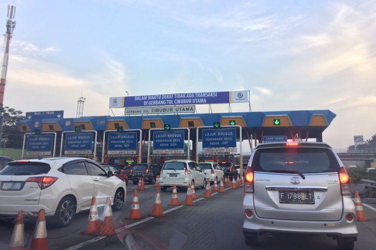 Gerbang Tol Cibubur Utama