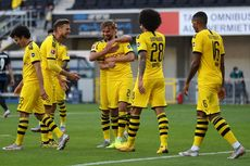Link Live Streaming Dortmund Vs Hertha Berlin, Kick-off 23.30 WIB