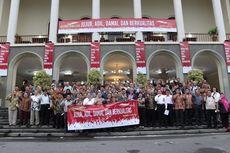 Pesan Kuat Pemilu Damai dan Jurdil dari Akademisi Yogyakarta