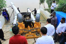 Antisipasi Banjir, Pemkot Tangerang Siapkan Pompa Portabel Jumbo