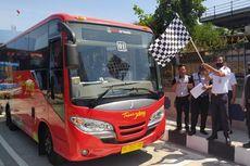 Bus Trans Jateng Koridor Solo-Sragen Beroperasi, Tarif Gratis 9 Hari ke Depan