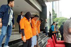3 Pencuri Modus Geser Tas di Restoran Ditangkap, Beraksi Sampai Malaysia dan Singapura