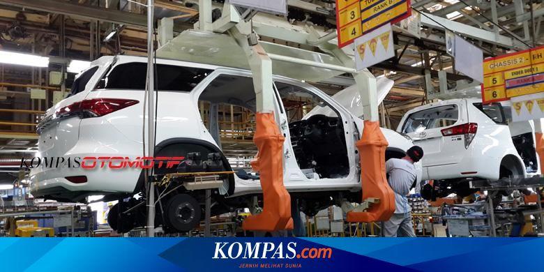 Industri Otomotif Indonesia Mulai Persiapan Produksi Ventilator
