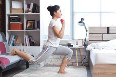 6 Gerakan Olahraga Mengecilkan Perut Sebelum Tidur