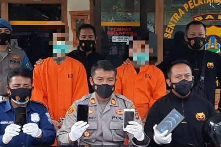 Residivis penjambret WNA di Bali ditangkap polisi
