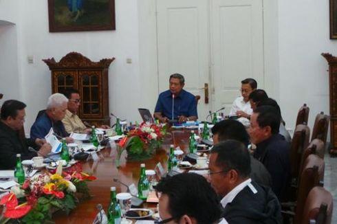 Bahas Bencana Nasional dan Pemilu, Presiden Gelar Sidang Kabinet