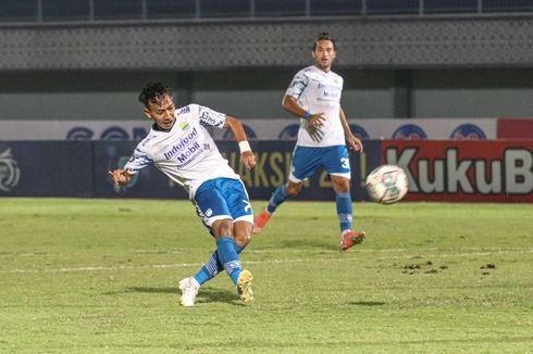 HT Bali United Vs Persib - Leonard Tupamahu Kartu Merah, Skor Imbang 1-1