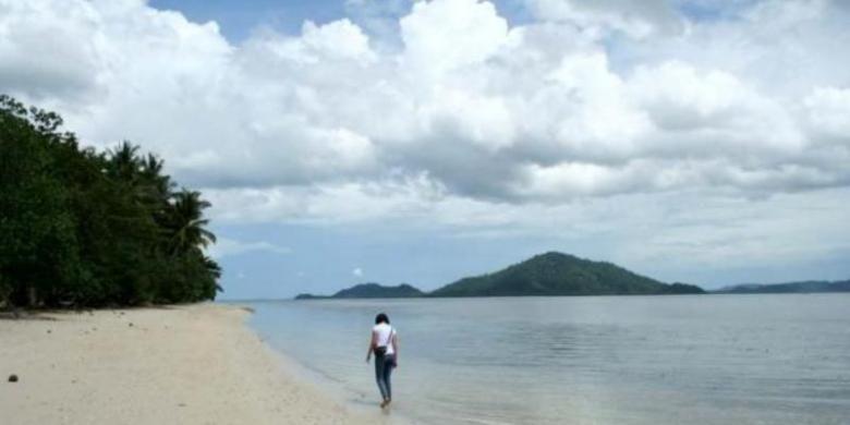 Pantai Klara, Lampung