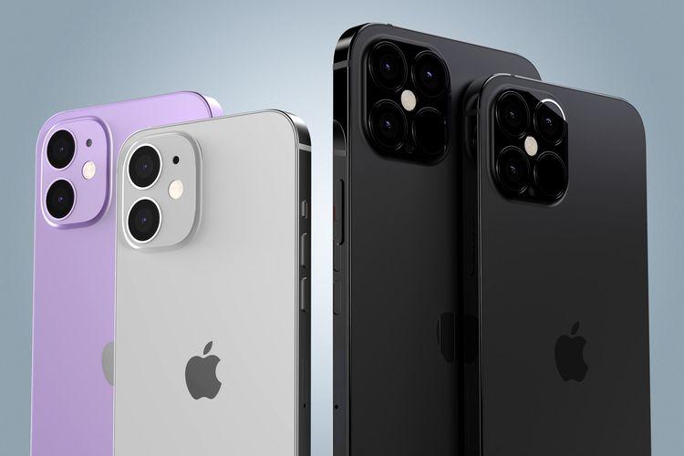 iPhone 11 dan iPhone 12