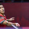 Thailand Open 2021 - Jonatan Christie Menang, Hadapi Axelsen di 8 Besar