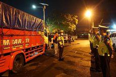 Cianjur Rawan Bajing Loncat, Polisi Kawal Angkutan Sembako