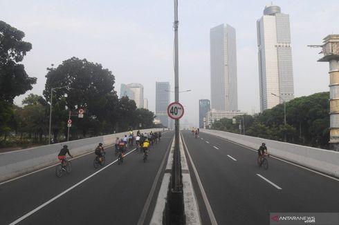 Komunitas Bike to Work Akan Gelar Aksi, Protes Road Bike Boleh Lintasi JLNT