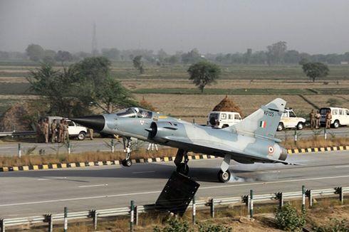 Pakistan Umumkan Tembak Jatuh 2 Jet Tempur India