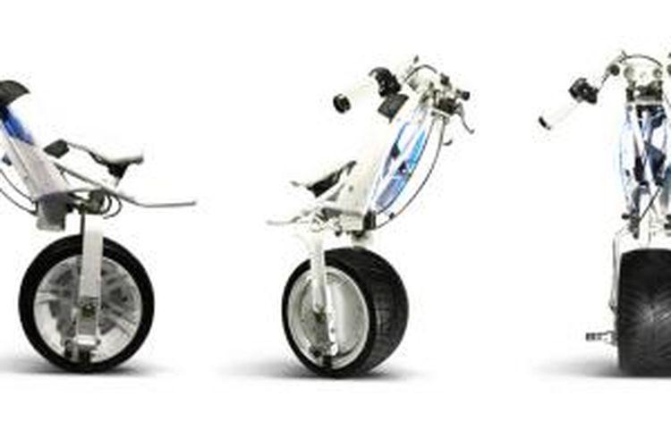 Onewheel i-1 yang mulai dijual di jepang dengan banderol Rp 27-30 juta.
