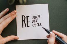 Mengenal Reduce, Reuse, Recycle, dan Manfaatnya
