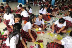 Pohon Natal Persatuan Thamrin Libatkan 1.000 Siswa SD Tarakanita