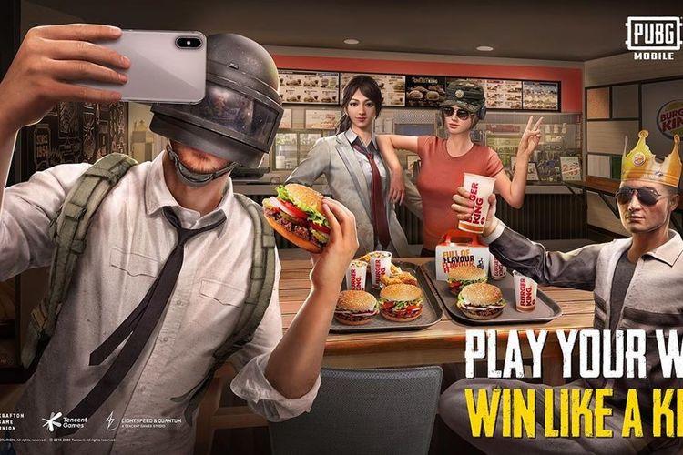 PUBG Mobile menyuguhkan skin permanen gratis untuk para pemainnya.