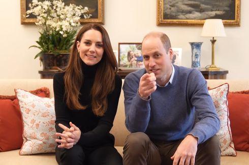 Pangeran William dan Kate Middleton Kini Punya Kanal YouTube Sendiri