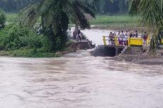 Banjir di Agam, Genangi 50 Rumah Warga dan Putus Akses Transportasi