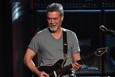 Eddie Van Halen Simpan Hampir 1 Juta Karya Musik yang Belum Dirilis