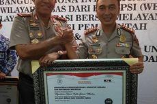 Penghargaan WBK Buat Polrestabes Medan