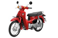 All New Honda Super Cub 110 Meluncur, Makin Retro