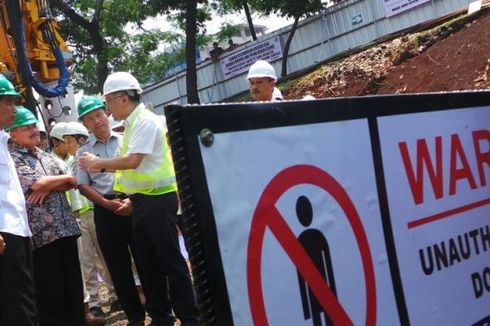 Demi MRT, Pohon di Sisingamangaraja-Sudirman Ditebang