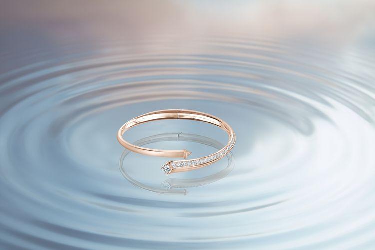 Koleksi perhiasan Forevermark Avaanti™ yang membuat penampilan lebih percaya diri