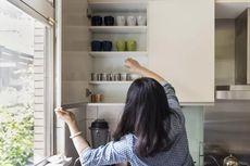 Kiat Bersihkan Lemari Dapur sampai Tuntas!