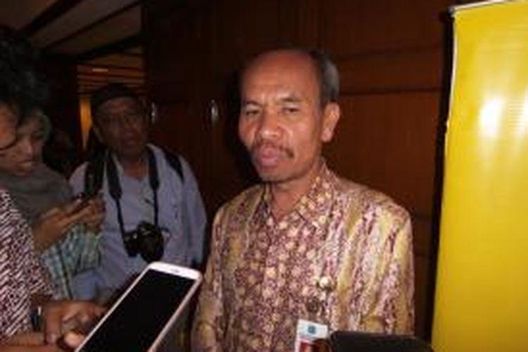 Kepala Dinas Pendidikan DKI Jakarta Lasro Marbun