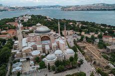 Melihat Hagia Sophia dan Cerita Panjang Perjalanannya...