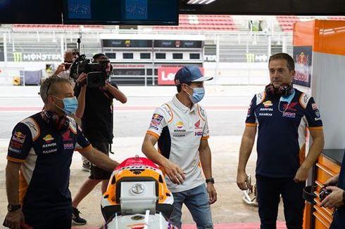 Marquez Masih Cedera, Dorna Enggan Berikan Honda Kompensasi