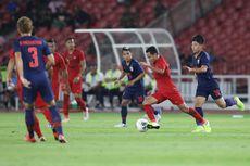 Link Live Streaming Timnas Indonesia Vs Thailand Malam Ini